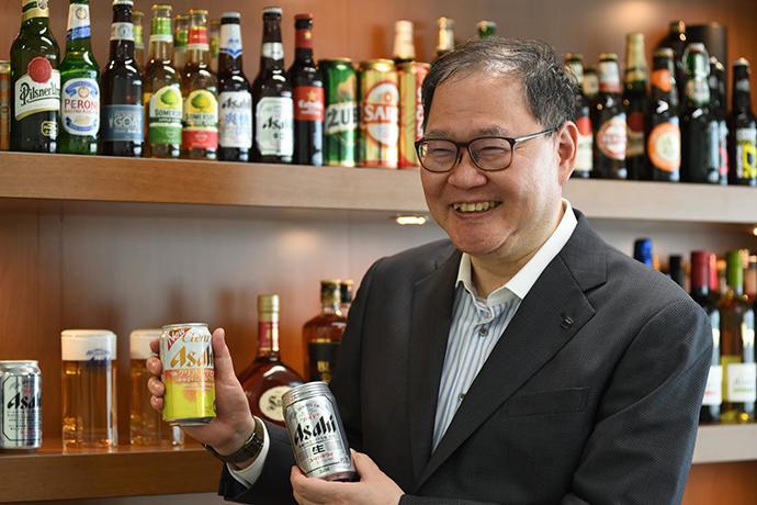 アサヒビール(株)取締役 兼 執行役員 研究開発本部長 伊藤 義訓