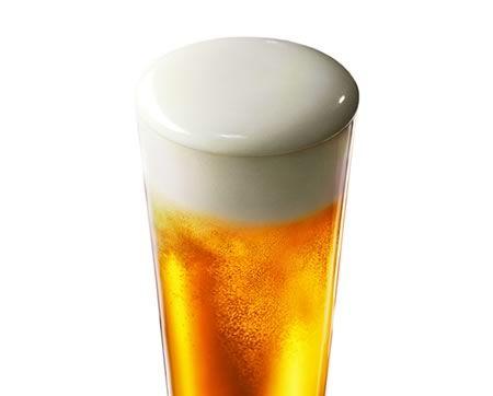 高い醸造技術と品質管理技術を磨き、品質のよい生ビールをお客様に届けている