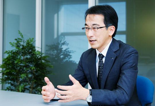 コアテクノロジー研究所 酵母技術部部長 小谷 哲司