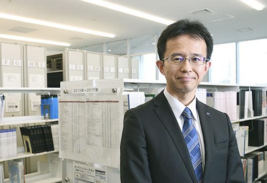 グループ食の安全研究所 所長 鈴木康司