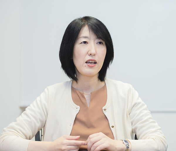 AQI事業化戦略部インタビュー写真(木村)