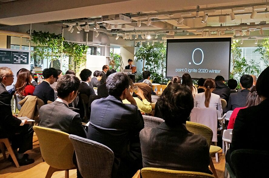 アルコールによるオフィスでの生産性向上の可能性探る<br>コワーキングスペース『point 0 marunouchi』での実証試験を報告するトークイベントを開催