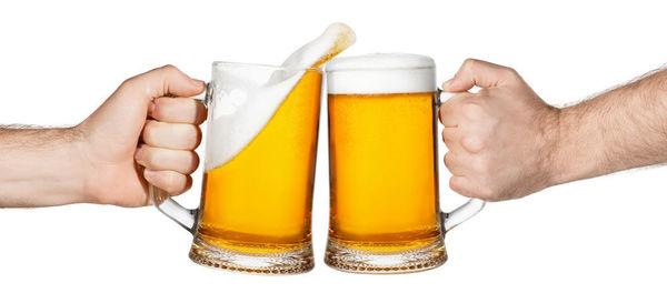 ビールの泡を長持ちさせるには